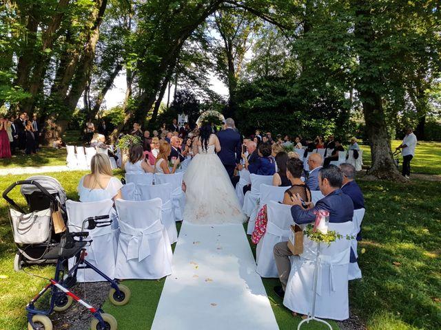 Il matrimonio di Daniela  e Mattia  a Gorgo al Monticano, Treviso 12