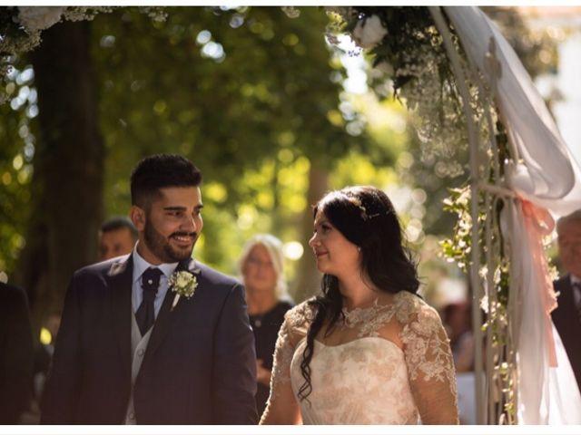 Il matrimonio di Daniela  e Mattia  a Gorgo al Monticano, Treviso 21