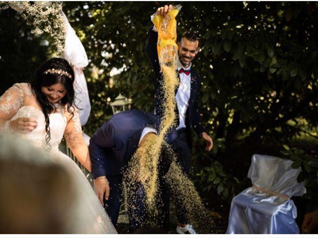 Il matrimonio di Daniela  e Mattia  a Gorgo al Monticano, Treviso 25