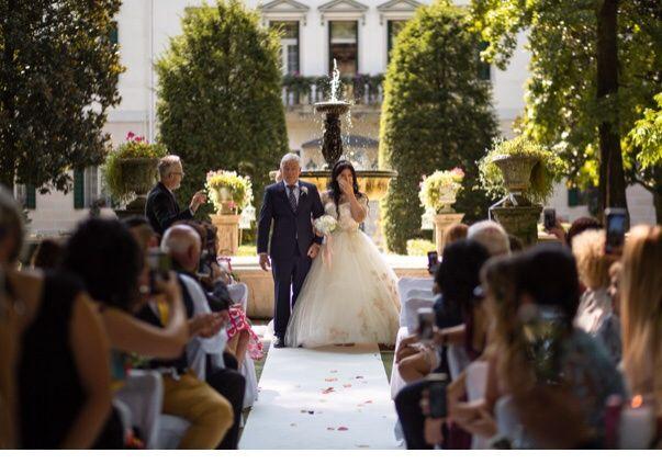 Il matrimonio di Daniela  e Mattia  a Gorgo al Monticano, Treviso 45