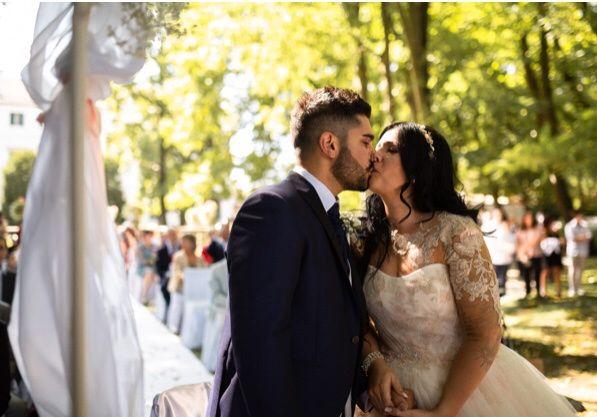 Il matrimonio di Daniela  e Mattia  a Gorgo al Monticano, Treviso 48