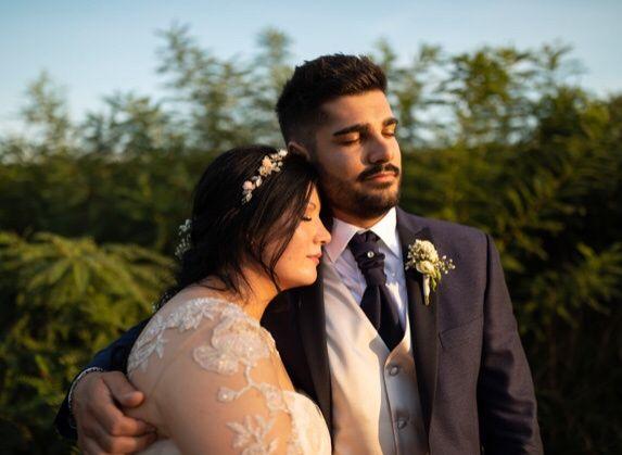 Il matrimonio di Daniela  e Mattia  a Gorgo al Monticano, Treviso 59