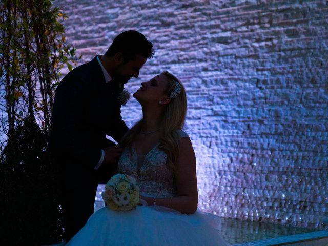 Le nozze di Melania e Marco