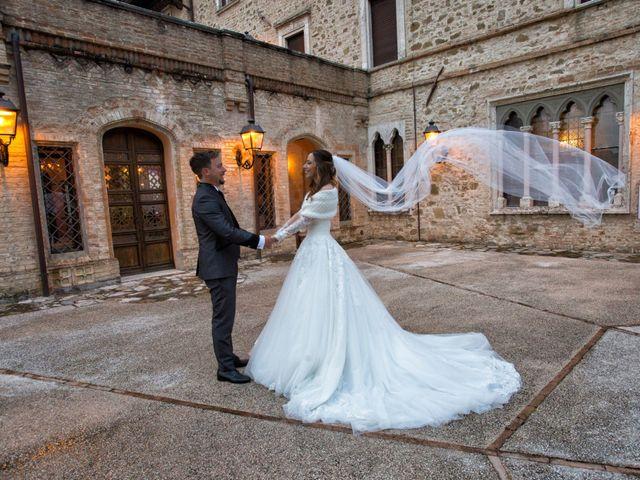 Le nozze di Eros e Serena