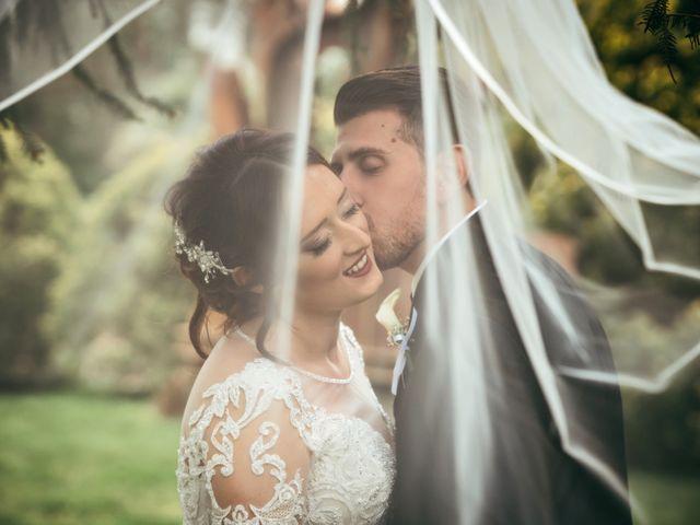 Le nozze di Stefania e Nunzio