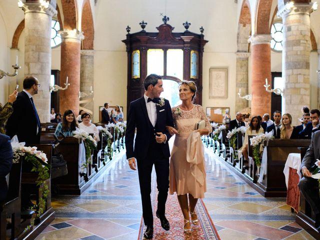 Il matrimonio di Davide e Melanie a Milano, Milano 42