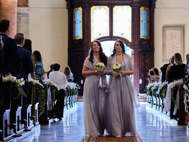Il matrimonio di Davide e Melanie a Milano, Milano 47