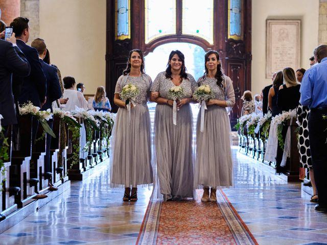 Il matrimonio di Davide e Melanie a Milano, Milano 48