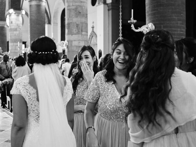Il matrimonio di Davide e Melanie a Milano, Milano 65