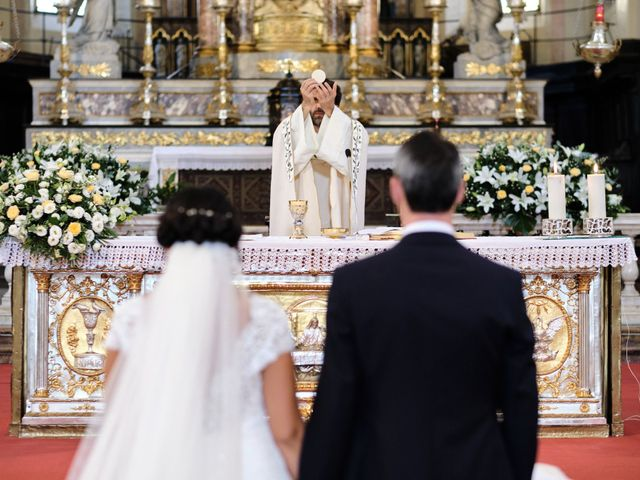 Il matrimonio di Davide e Melanie a Milano, Milano 68