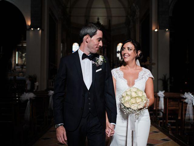 Il matrimonio di Davide e Melanie a Milano, Milano 73