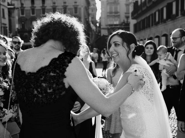 Il matrimonio di Davide e Melanie a Milano, Milano 78