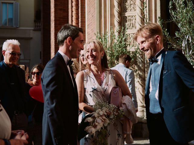 Il matrimonio di Davide e Melanie a Milano, Milano 79