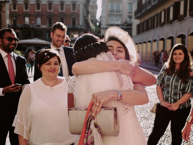 Il matrimonio di Davide e Melanie a Milano, Milano 80