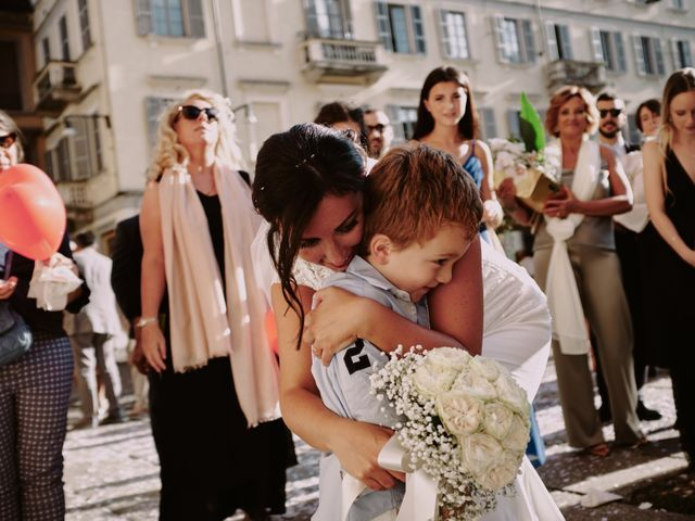 Il matrimonio di Davide e Melanie a Milano, Milano 82