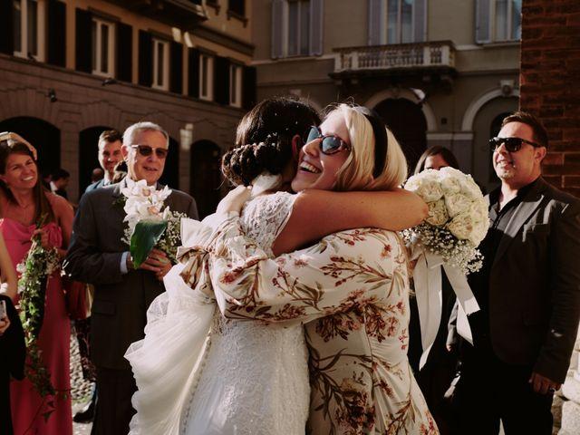 Il matrimonio di Davide e Melanie a Milano, Milano 83