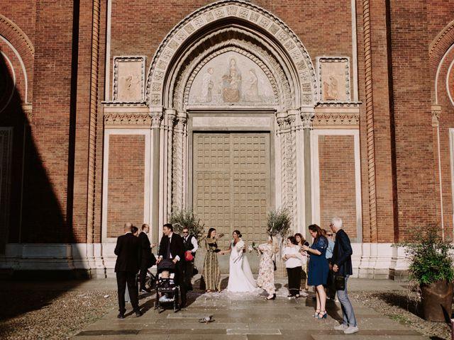 Il matrimonio di Davide e Melanie a Milano, Milano 84