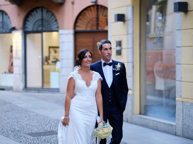 Il matrimonio di Davide e Melanie a Milano, Milano 85