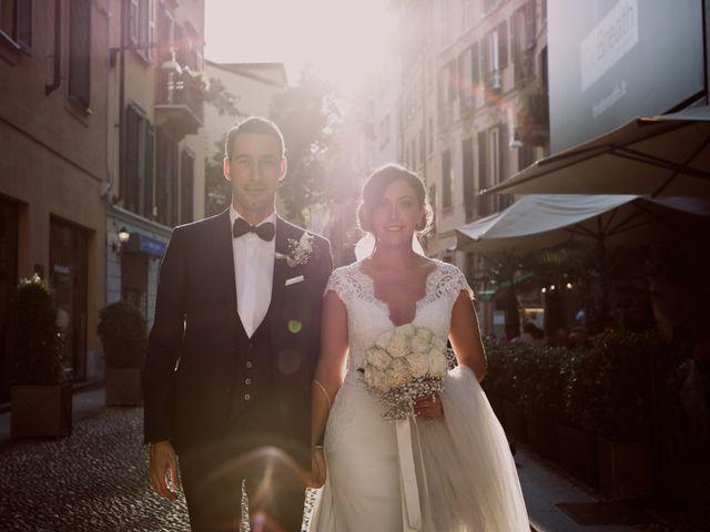 Il matrimonio di Davide e Melanie a Milano, Milano 87
