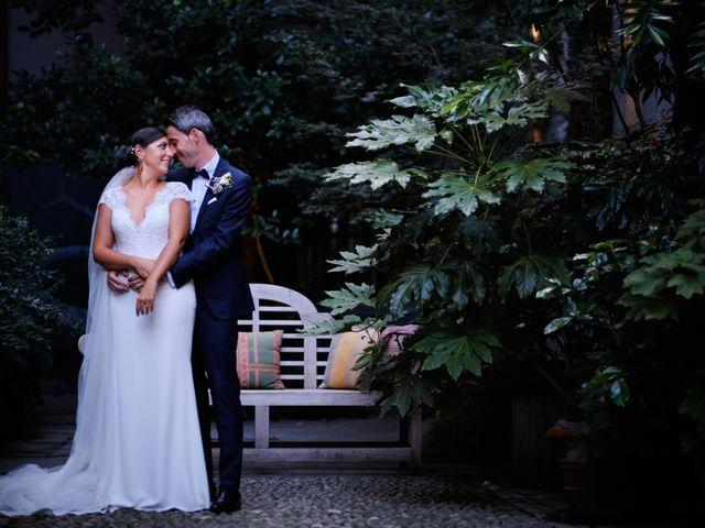 Il matrimonio di Davide e Melanie a Milano, Milano 90
