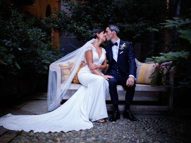 Il matrimonio di Davide e Melanie a Milano, Milano 91