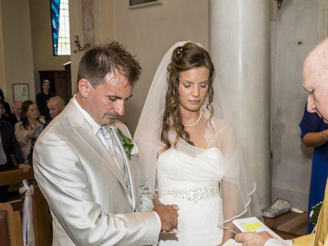Il matrimonio di Denis e Elisa a Feltre, Belluno 16