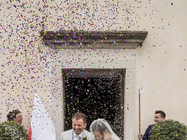 Il matrimonio di Denis e Elisa a Feltre, Belluno 21