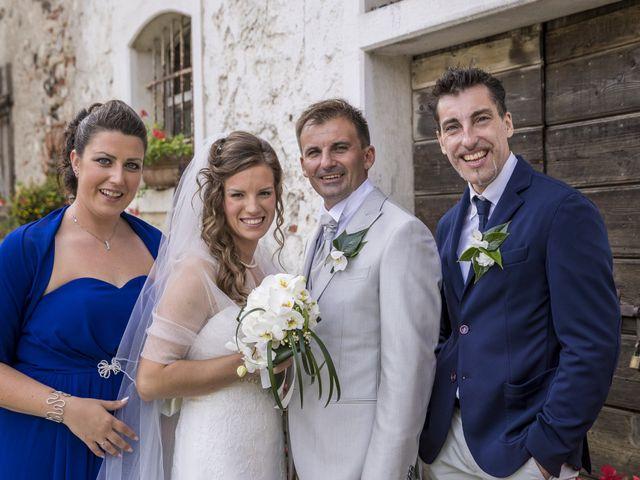 Il matrimonio di Denis e Elisa a Feltre, Belluno 24