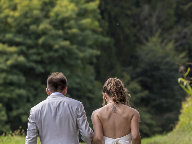 Il matrimonio di Denis e Elisa a Feltre, Belluno 26
