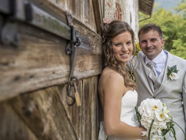 Le nozze di Elisa e Denis