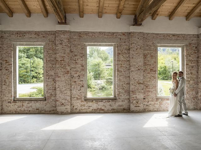 Il matrimonio di Denis e Elisa a Feltre, Belluno 29