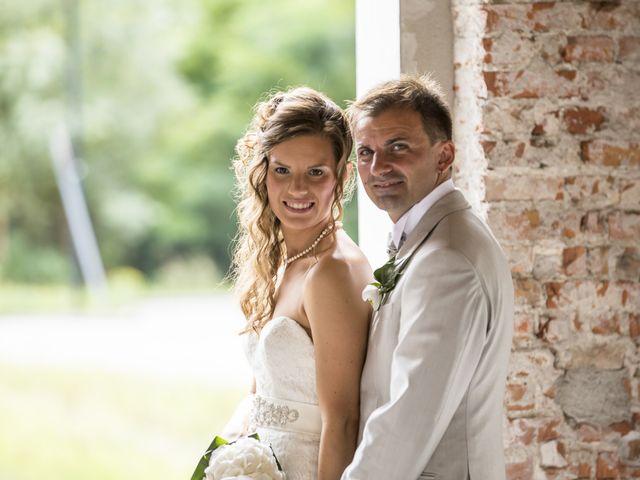 Il matrimonio di Denis e Elisa a Feltre, Belluno 30