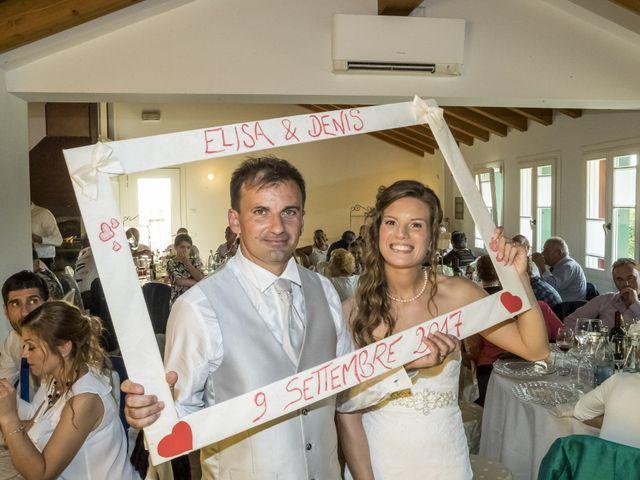 Il matrimonio di Denis e Elisa a Feltre, Belluno 31