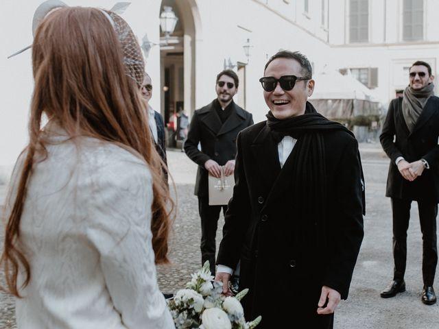 Il matrimonio di George e Antoniette a Milano, Milano 28
