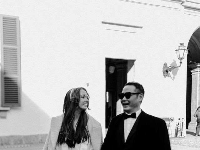 Il matrimonio di George e Antoniette a Milano, Milano 30