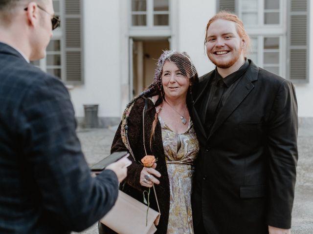 Il matrimonio di George e Antoniette a Milano, Milano 31