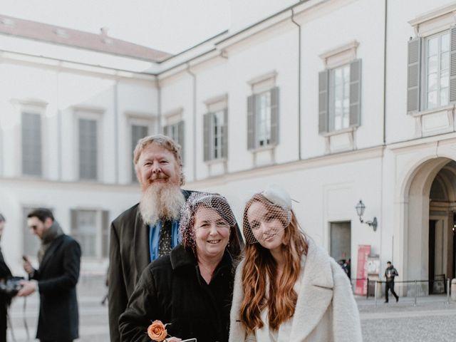 Il matrimonio di George e Antoniette a Milano, Milano 33