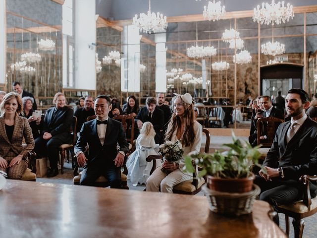 Il matrimonio di George e Antoniette a Milano, Milano 38