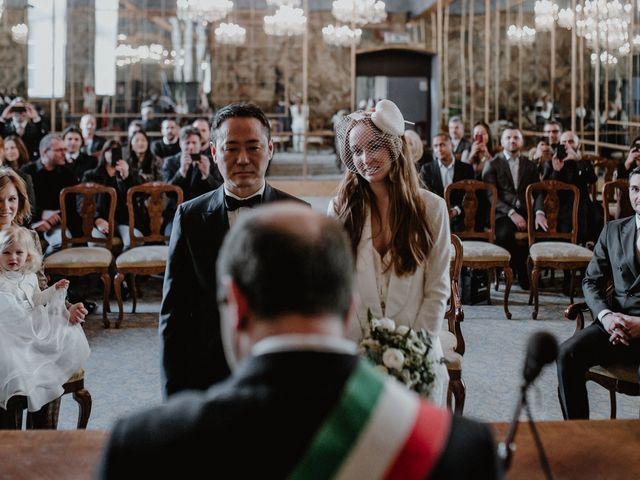 Il matrimonio di George e Antoniette a Milano, Milano 43