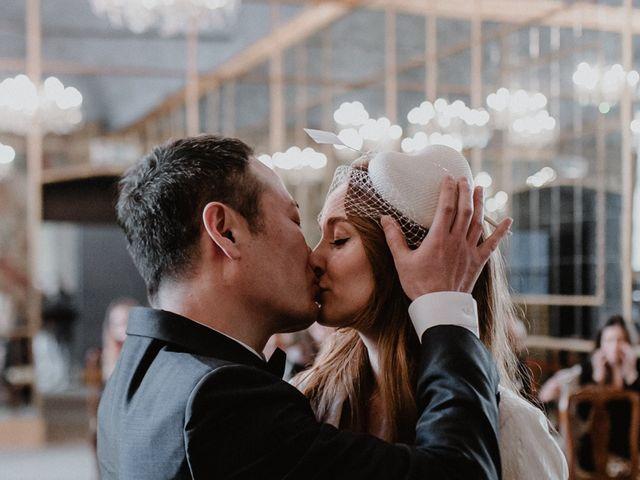 Il matrimonio di George e Antoniette a Milano, Milano 44