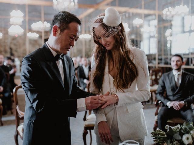 Il matrimonio di George e Antoniette a Milano, Milano 45