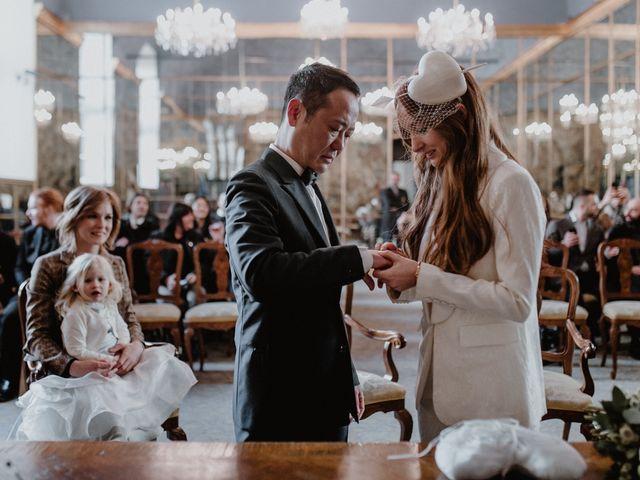 Il matrimonio di George e Antoniette a Milano, Milano 46