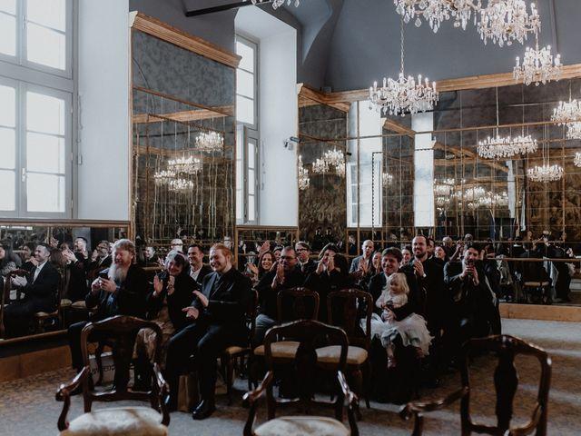 Il matrimonio di George e Antoniette a Milano, Milano 47