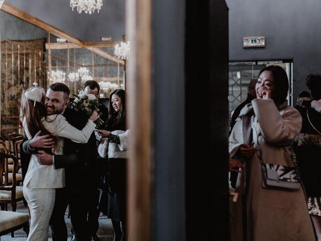 Il matrimonio di George e Antoniette a Milano, Milano 51