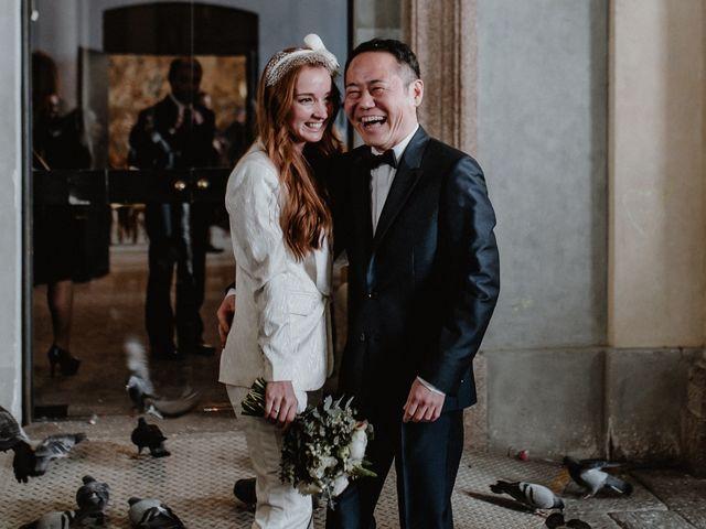 Il matrimonio di George e Antoniette a Milano, Milano 61