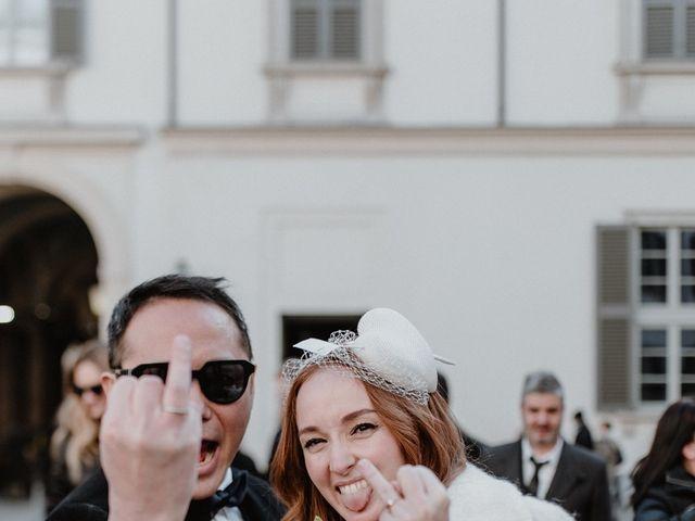 Il matrimonio di George e Antoniette a Milano, Milano 62