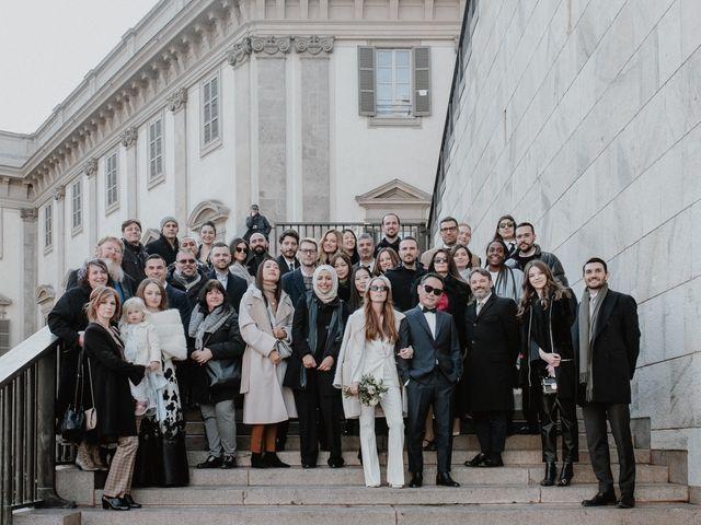 Il matrimonio di George e Antoniette a Milano, Milano 63