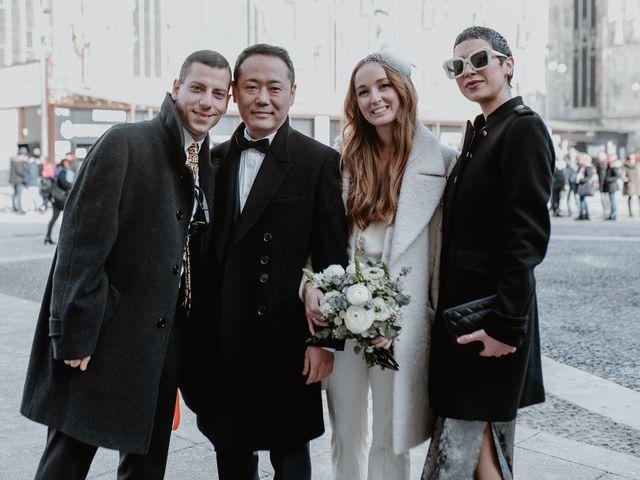 Il matrimonio di George e Antoniette a Milano, Milano 64