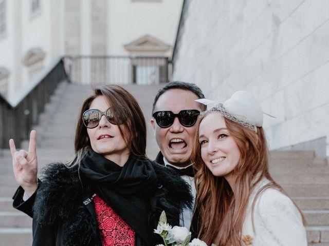 Il matrimonio di George e Antoniette a Milano, Milano 65