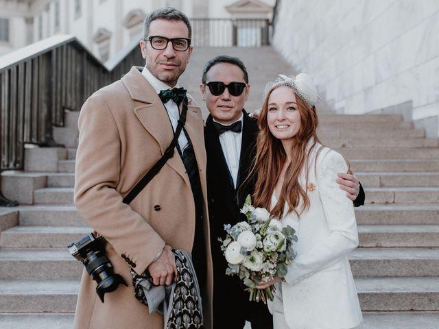 Il matrimonio di George e Antoniette a Milano, Milano 66